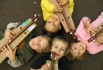 آموزش موسیقی کودکان