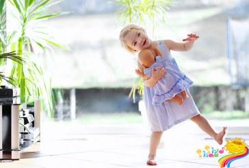 بازیهای فیزیکی برای کودک نوپا