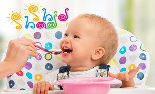 عادت بد غذایی کودکان