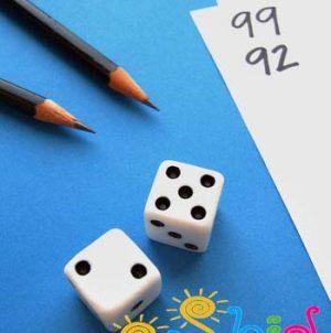 بازی ریاضی
