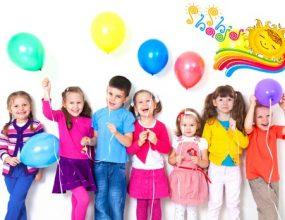 ایده-بازی-تولد بادکنک