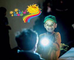 بازی و سرگرمی کودکان جشن تولد