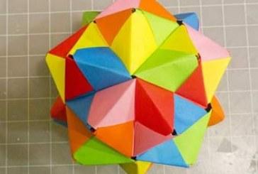 اوریگامی مدولار (هنر با کاغذ)