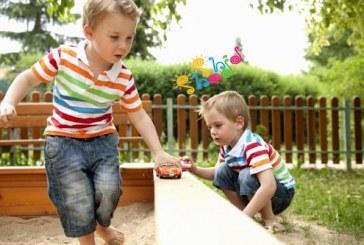 اهمیت بازی در فضای باز