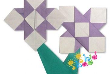 اوریگامی گل (اریگامی)