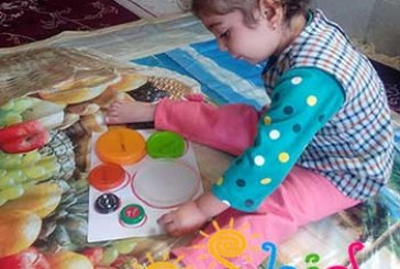 آموزش مفاهیم به کودکان با پازل