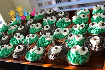 کاپ-کیک-تولد