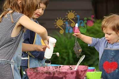 آشپزی-کودکان