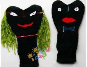 عروسک-جورابی