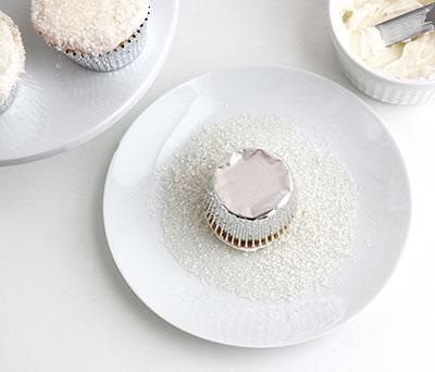 کاپ-کیک-برفی