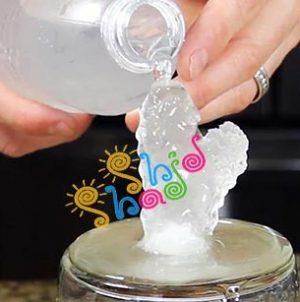 آزمایش-تبدیل-آب-به-یخ فوری