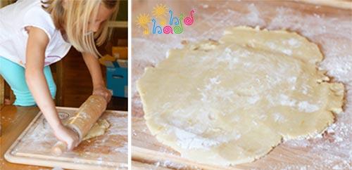 آشپزی-کودک