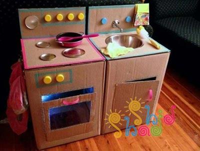 آشپزخانه-بازی