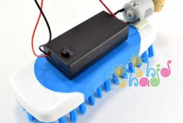 ساخت ربات برس
