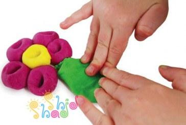 با خمیر بازی چی درست کنیم ؟ شکل سازی با خمیر بازی