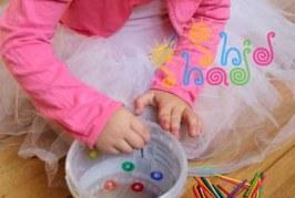 بازی برای تقویت مهارت دست ورزی و هوش کودکان