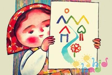 شعر حساب و نقاشی کودکانه