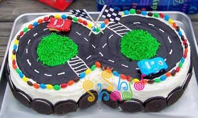 کیک پسرانه