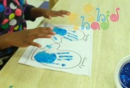 آموزش چپ و راست به کودکان