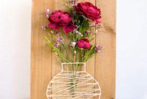 تابلو گل