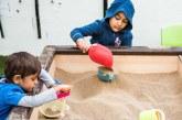 کاهش پرخاشگری در کودکان با شن بازی