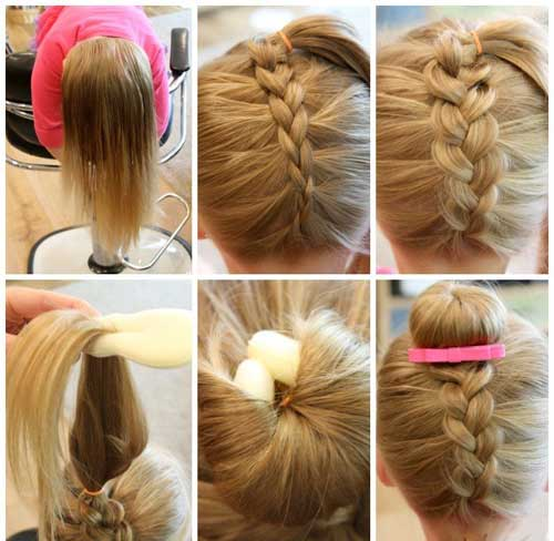مدل-موی-کودکان