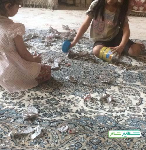 بازی کودکانه